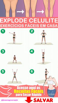 Lower Belly Workout, Full Body Gym Workout, Fitness Workout For Women, Gym Workout For Beginners, Workout Videos, Celulite Workout, Everyday Workout, Fitness Pal, Low Impact Workout