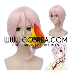 Food Wars Alice Nakiri Cosplay Wig