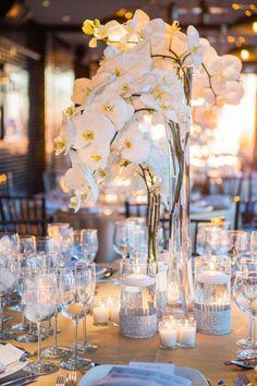 Maneiras de decorar seu casamento com orquídeas