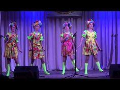 "(2091) Українська народна пісня ""Черевички"" - вокальний квартет ""Калинонька"" - YouTube"