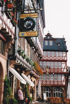 Medieval Frankfurt, Germany - Must go to Germany