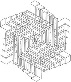Welcome to Dover Publications     Infinite Coloring Dazzling Designs CD and Book Looks like Bismuth crystals!
