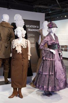 FIDM 2018 Art of Costume Design Featuring Oscar-Nominated Costumes Best Costume Design, Female Fashion, Womens Fashion, Photo Galleries, Wonder Woman, Costumes, Film, Gallery, Period