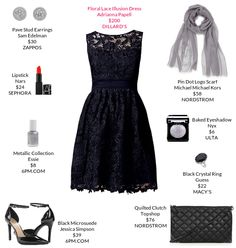 of course, everyone needs a little black dress. or dark one at least