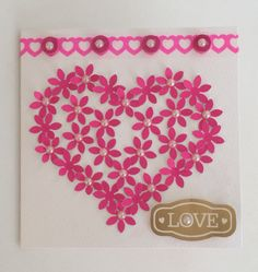 Card (открытка) Love