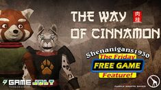 The MMOaholic - MMORPG Madness!: The Way of Cinnamon - The Friday FREE GAME Feature...