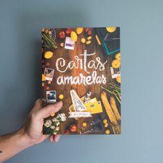 livro cartas amarelas, de gui poulain, autor do blog moldando afeto