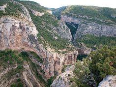 Miradores de los estrechos del Guadalope en Teruel   SoyRural.es