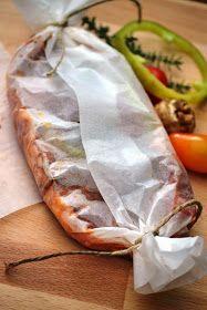 ΜΠΡΙΖΟΛΕΣ....ΓΙΑ ΔΕΣΙΜΟ! (πουγκάκι σε λαδόκολλα) Δεν είναι τρελές...είναι χοιρινές , λαχταριστές και είναι για δέσιμο!!! θα χρε... Greek Recipes, Light Recipes, Pork Recipes, Cooking Recipes, Greek Cooking, Pork Dishes, Special Recipes, Mediterranean Recipes, Different Recipes