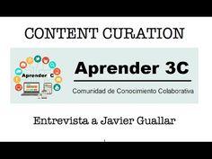 Content Curation: entrevista a Javier Guallar : Aprender 3C
