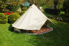 7c5f621385f 5m Bell Tent