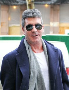 TV mogul Simon Cowell is officially a father! His girlfriend, Lauren Silverman, gave birth to a baby boy on Friday in NYC Simon Cowell, New Dads, Celebs, Celebrities, Welcome, Girlfriends, Sons, Mens Sunglasses, Music