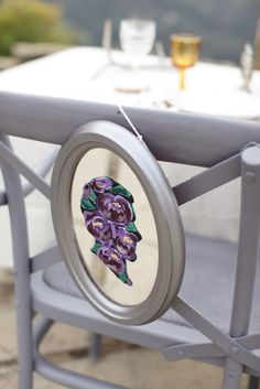 Floral mirror cameos, his and hers. Photo by Rebecca Rivera Photography, coordinating by Wunderland Co. Chalk Art, Celtic, Stationery, Photoshoot, Mirror, Winter, Floral, Photography, Winter Time