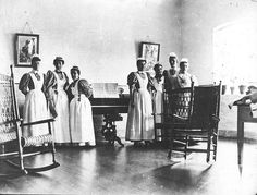 1899 Staff by PublicHealthMuseum, via Flickr