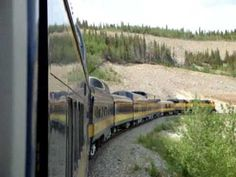 McKinley Explorer: Train from Anchorage to Fairbanks