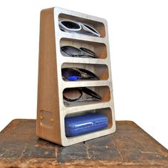 Solid Wood Eyewear Stands