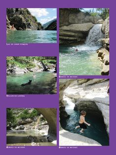 photo camping river