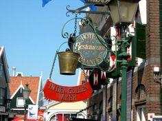 Restaurante  Volendam  Netherlands