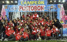 Independiente Santa Fe Campeón 2014 II