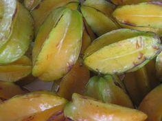 Verdelicias: Carambolas: un tesoro hecho fruta