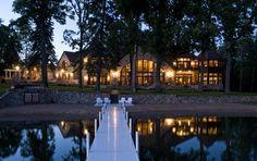 Exterior - traditional - landscape - minneapolis - by Gabberts Design Studio