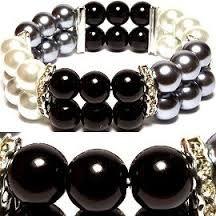 pulseras de perlas - Buscar con Google