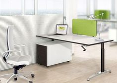 Canvaro Schreibtisch Ergonomie Büromöbel  Ergonomische Büromöbel Assmann