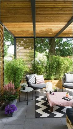 30 new structure pergola design ideas for backyard patio 3 Backyard Pavilion, Casa Patio, Pergola Garden, Pergola Kits, Small Backyard Gardens, Small Backyard Landscaping, Small Gardens, Landscaping Ideas, Backyard Patio Designs