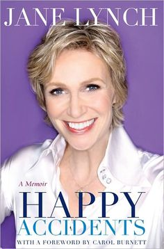 If you love Glee and get a kick out of Sue Sylvester, you will enjoy reading about Jane Lynch's life story.