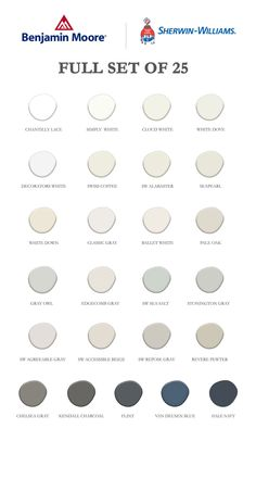 Farmhouse Paint Colors, Exterior Paint Colors, Paint Colors For Home, Entryway Paint Colors, Best Bathroom Paint Colors, Light Grey Paint Colors, Best Neutral Paint Colors, Popular Paint Colors, Colors For Kitchen Walls