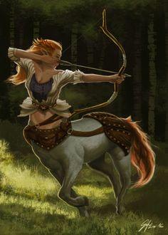 Ravenna hob den Bogen und sie wusste sie würde ihr Ziel nicht verfehlen, dafür hatte sie zu lange auf diesen Moment gewartet den Moment aus dem ihr Schicksal bestand, schnell und geübt spannte sie die Sehne ihres selbstgefertigten Langbogens, kniff ihr linkes Auge und schaute an der Sehne vorbei, die zog diese nach hinten bis sie an ihren Nasenrücken drückte und ihr Arm im perfekten Winkel die ihr Ellbogen bildete, dann lies sie los, ließ ihren Pfeil fliegen, das Pferd in ihr brachte sie…