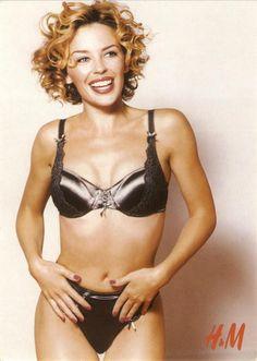 kyliemix: Kylie Minogue / Ellen Von Unwerth H&M Underwear