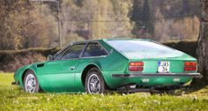 1971 Lamborghini Jarama - 400 GT   Classic Driver Market