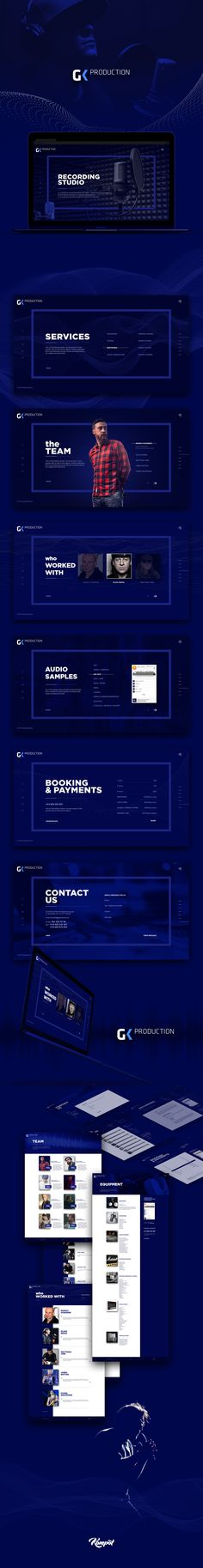GKProductions on Behance