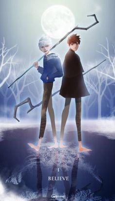 I believe in Jack Frost