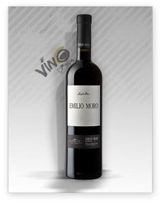 EMILIO MORO CRIANZA es un vino de D.O. Ribera del Duero, elaborado con la varietal Tinta del País 100%, procedentes de viñedos de 15-25 años, Emilio Moro Crianza envejecido en barricas de roble francés y americano durante 12 meses. Un referente del vino de España. #vinos #riberadeduero #wine