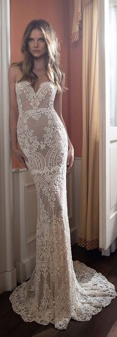 Berta Bridal Fall 2015 Wedding Dress