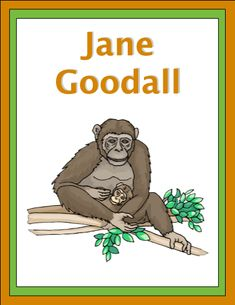 Famous People Thematic Units Welcome to the SchoolExpress Educational Online Store 1st Grade Worksheets, Kindergarten Math Worksheets, Free Worksheets, Daily Routine Chart For Kids, Charts For Kids, Teaching Geography, Teaching Kids, Jane Goodall, Thematic Units