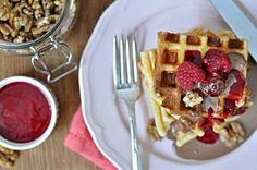 waffle Kitchen Stories, Russian Recipes, Waffles, Polish, Breakfast, Blog, Morning Coffee, Enamel, Manicure
