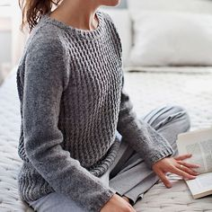 Bedford Pullover Pattern