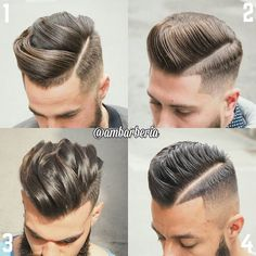 Haircut by ambarberia http://ift.tt/1YicKia #menshair #menshairstyles #menshaircuts #hairstylesformen #coolhaircuts #coolhairstyles #haircuts #hairstyles #barbers