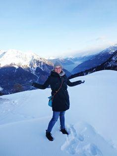 #montblanc #winter #snow