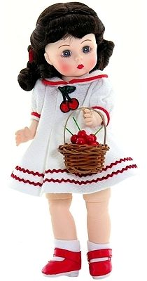 Cherry Picking No longer exists but I remember having Madame Alexander dolls when I was young.