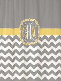 Omg loveee this shower curtain!