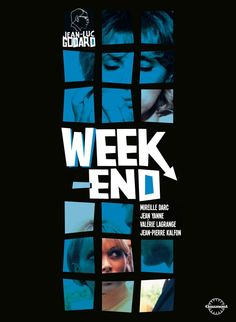 WEEK-END (by Jean-Luc Godard)