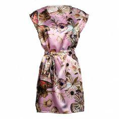 Jurk Eva Butterfly Pastel Pink #serendipity #dressesonly