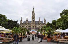Town Hall, Vienna, Austria