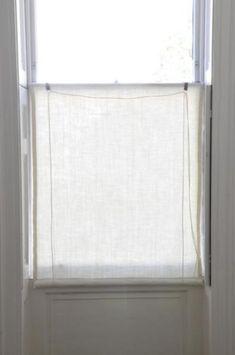 Swedish 18thC reproduced roller blind kit - Window Dressing - Scandinavian Interiors