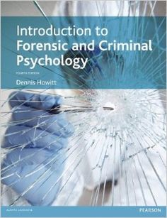 Forensic Psychology college subject
