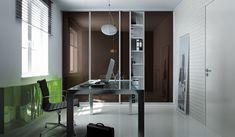 Five Creative Home Office Shelving Ideas Home Office Design, Home Office Decor, Office Designs, Home Decor, Office Shelving, Wardrobe Furniture, Creative Home, Bookshelves, Future